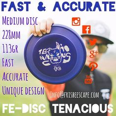 FE is very happy to show our disc Tenacious available veeeery soon.  @frisbeescape let the fun begin  Contact us for more info e release at: Info@frisbeescape.com  #k9sport #dogsport #dogs #discdog #frisbee #discs #tenacious #fe #caninesport #freestyle #distance