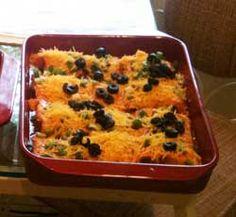 Easy Venison Enchilada