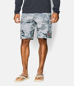 f4a32635c5 Shop Under Armour for Men's UA Ridge Reaper® Hydro Shorts in our Mens  Bottoms department
