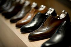 acuratedman:    John Lobb Shoemakers