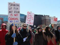Idle No More and friends gather to protest anti-terror bill