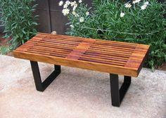 100 Pallet Wood Slat Bench Designs.