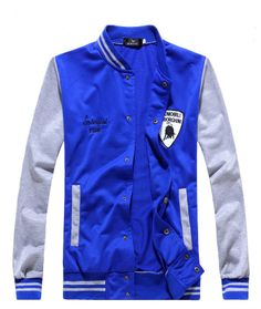 $15.99 the classic Varsity Jackets , sports coarts for college guys.   #college #baseball #men'sclothing #jackets #coats