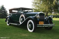 1931 Pierce-Arrow Model 43 Sport Phaeton