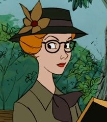 Anita Radcliffe from 101 Dalmations