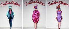 Luiferiga: La chica punk: Zandra Rhodes