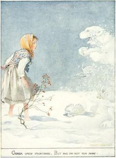 A Polar Bear's Tale: From 'The Snow Queen' by H.C. Andersen