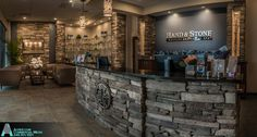 Business Interior Photography