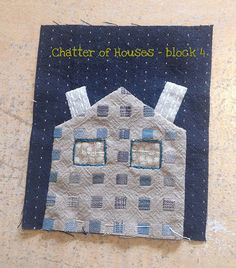 Chatter of Houses quilt   Flickr - Photo Sharing!