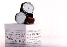 indian stretchable time watch