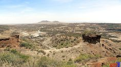 Olduvai Gorge, cradle of mankind (Ngorongoro, Tanzania) Tanzania, Places Ive Been, Grand Canyon, The Good Place, Africa, Memories, London, Adventure, World