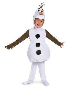 Frozen Olaf Classic Toddler Costume
