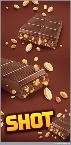 SHOT   Ilustraciones de chocolates