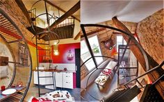 Most unique hotels in the world - The Hamster Villa, Nantes, France