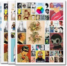 100 Illustrators (Jumbo, TASCHEN 25 Edition)