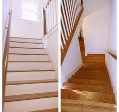 #farmhousestaircase #farmhouse #staircase