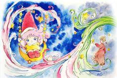 Memole dolce Memole (とんがり帽子のメモル,, Tongari Boshi no Memoru, 'Memole dal cappello a punta')