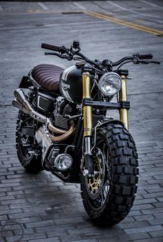 Scrambler Motorcycle Triumph Bonneville Motors 68 New Ideas Scrambler Motorrad Triumph Bonneville Motoren 68 Neue Ideen – Moto Scrambler Motorrad Triumph Bonneville Motoren 68 New ideas – Moto funny pictures - Triumph T100, Triumph Cafe Racer, Triumph Scrambler Custom, Cafe Racer Bikes, Suzuki Cafe Racer, Custom Cafe Racer, Moto Scrambler, Cool Motorcycles, Triumph Motorcycles