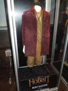 Bilbo Baggins costume The Hobbit: The Desolation of Smaug.