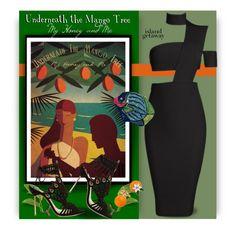 """Underneath The Mango Tree, My Honey & Me"" by esch103 ❤ liked on Polyvore featuring James Bond 007, Kate Spade, Kathrine Baumann, Sophia Webster and islandgetaway"