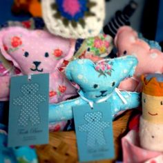 Tooth Bears (£6.50) With a special tummy pouch for those pesky tuskers.