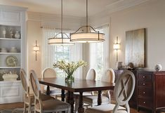 Get Inspired With The Dining Room Lighting Gallery From Kichler. From  Traditional Dining Room Lights Like Chandeliers To Modern Pendants, Wall  Sconces And ...
