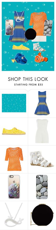 """Finding Them"" by nadiafowler ❤ liked on Polyvore featuring Alice + Olivia, Soludos, Tamara Mellon, Moschino Cheap & Chic, Fergie, Casetify and Elie Saab"