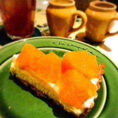 【chama_sei】さんのInstagramをピンしています。 《せとか🍊のタルト🍰 #orange #cafe #cake #sweets  #dessert #gourmet #eat #food  #sea #happy #hungry #picture  #bonappetit #japan #art #tea  #coffee #sunny #trip #travel  #view #amazing #photo #camera  #sky #美味しい #空 #海 #写真 #旅行》