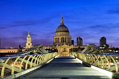 St Pauls Cathedral London - England