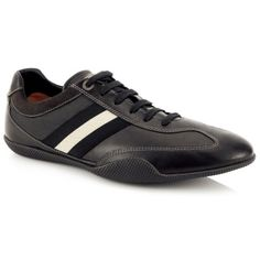 ZIBLER-10-75 Мужские кроссовки Bally Zibler черные
