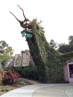 Happy Year of the Dragon from Oakland's Children's Fairyland (the children's storybook theme park that inspired Walt Disney to create Disneyland).