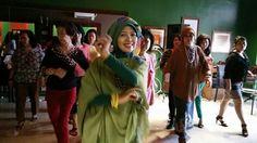 Linedance Lamirage  Cafe, Jakarta Indonesia