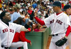 Who Belongs on the Red Sox Mount Rushmore? Red Sox  #RedSox