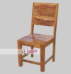 this is dining chair made from sheesham wood we are and exporter of dining - Wooden Dining Room Chairs