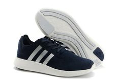 Adidas Isolation Low Mørkblå Sølv Hvid Herre