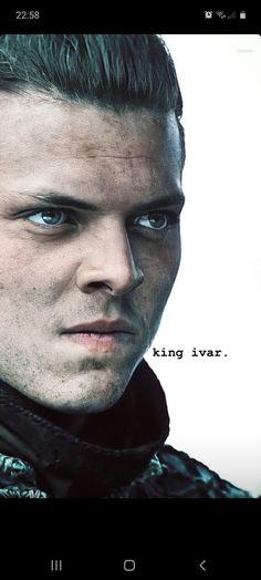 Ivar Le Désossé, Ivar Ragnarsson, Viking Wallpaper, Sons Of Ragnar, Ragnar Lothbrok Vikings, Ivar The Boneless, Alex Hogh Andersen, Best Seasons, Tv Series