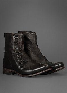 John Varvatos - Bowery Button Boot