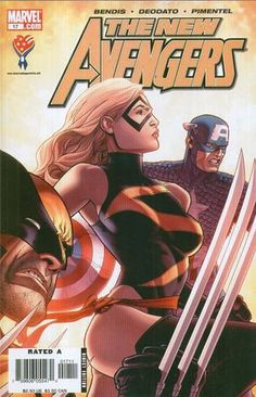 Marvel The New Avengers #17