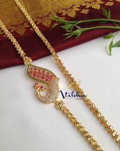 Shop Mind Blowing South Indian Style Imitation Jewellery Designs Online Here Gold Chain Design, Gold Jewellery Design, Gold Jewelry, Bridal Jewelry, Gold Necklace, Gold Bangles, Hippie Jewelry, Necklace Set, Diamond Jewelry