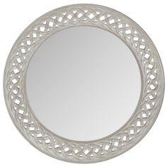 Found it at Wayfair.ca - Braided Chain Wall Mirror