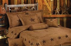 Bedroom Decor, Texas Bedspreads and Bedding