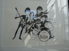 In NYC, you can watch original Beatles performances at the Paley Center for Media (a less memorable name of the former Museum of Television & Radio). http://www.lonelyplanet.com/england/travel-tips-and-articles/77650#ixzz2l0OwmEDC