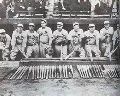 "The ""Gashouse Gang"" St Louis Baseball, Baseball First, St Louis Cardinals Baseball, Stl Cardinals, Mlb Teams, Baseball Teams, Sports Teams, Cardinals Players, See Games"