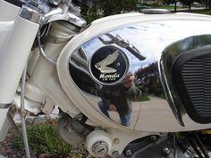 Honda CB160 , tank