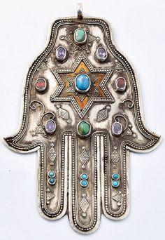 la main de Fatima .