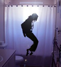 So... MJ will be with me every time I shower... ;P