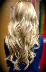 Love this hair colour and style!!