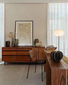 JWDA Floor Lamp – mooielight Modern Wood Floors, Modern Wood Furniture, Furniture Design, Furniture Ideas, Restoration House, Furniture Restoration, Mid Century Modern Table, Mid Century Modern Furniture, Modern Homes For Sale