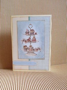 Docrafts Bellisima card