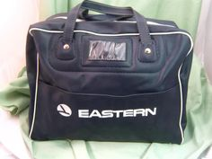0e0c5ba6ee  vintage eastern airlines tote  travel bag airline collectible from  19.99